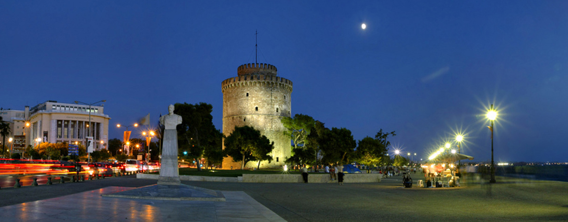 Discover Thessaloniki and the area around - Le Palace Art ...