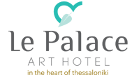 Le Palace Art Hotel Thessaloniki